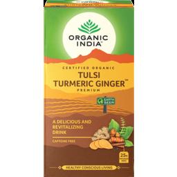 Photo of Organic India - Tulsi Turmeric Ginger - 25 Bags