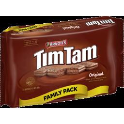 Photo of Arnott's Tim Tam Original Family Pack 365g