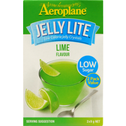 Photo of Aeroplane Jelly Lite Lime 18gm