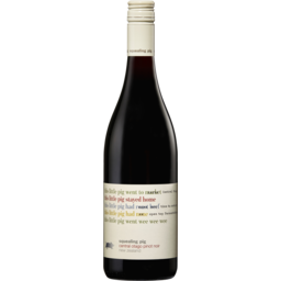 Photo of Squealing Pig Central Pinot Noir 750ml