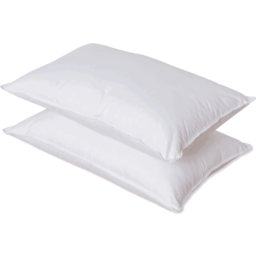 Photo of Ecolinen Pillowcase - Standard - White (Pair)