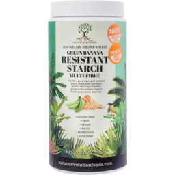 Photo of Natural Evolution - Flour - Green Banana Resistant Starch - 800g