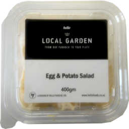 Photo of Local Garden Salad Egg & Potato 400g
