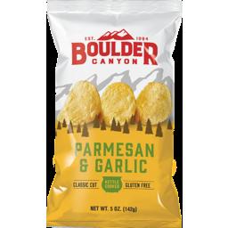 Photo of Boulder Canyon  Chips – Potato (Parmesan & Garlic)