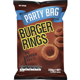 Photo of Burger Rings 220gm