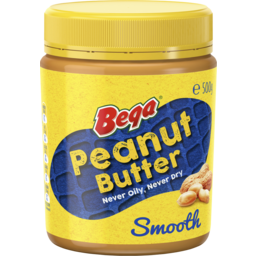 Photo of Bega Peanut Butter Smooth 500g