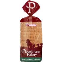 Photo of Ploughmans Wholemeal & Grains Bread 750g