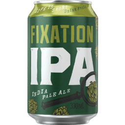 Photo of Fixation IPA Can