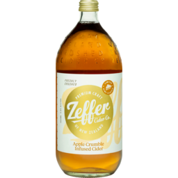 Photo of Zeffer Apple Crumble 1L