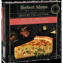 Photo of Herbert Adams Quiche Smoky Bacon 200gm