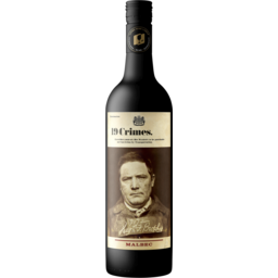 Photo of 19 Crimes Malbec