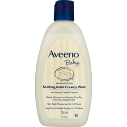 Photo of Aveeno Baby Soothing Relief Creamy Wash 236ml