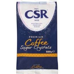 Photo of Csr Coffee Crystals 500g