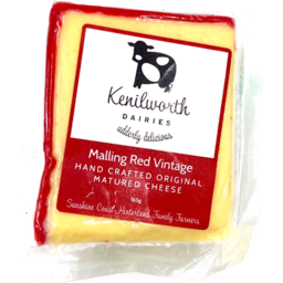 Photo of Kenilworth Cheese Malling Red 165g