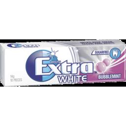 Photo of Extra White Bubblemint Pellet 10pc 14g