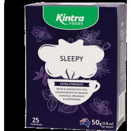 Photo of Kintra - Sleepy - Tea Bags - 25 Bags