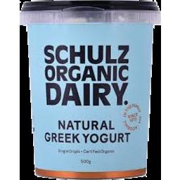 Photo of Schulz Yoghurt Greek 500g