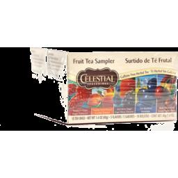 Photo of Celestial Fruit Tea Sampler