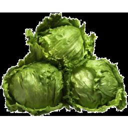 Photo of Lettuce Iceberg