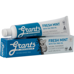 Photo of Toothpaste - Fresh Mint 110g