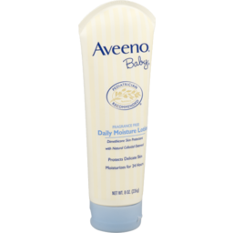 Photo of Aveeno Baby Lotion Daily Moisture Fragrance Free