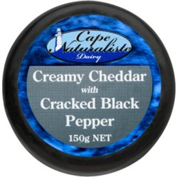 Photo of Cape Naturaliste Cheddar Black Pepper 150g