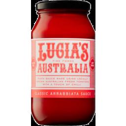 Photo of Lucia's Pasta Sauce - Arrabbiata