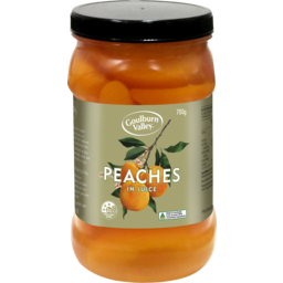 Photo of Goulburn Valley Peaches In Juice 700g