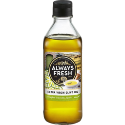 Photo of Always Fresh Spanish Extra Virgin Olive Oil 500ml