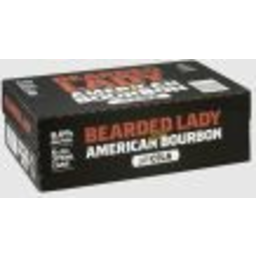 Photo of Beard Lady Bourbon & Cola 8% Carton