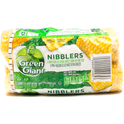 Photo of Green Giant Nibblers Sweet Corn On The Cob - 6 Ct