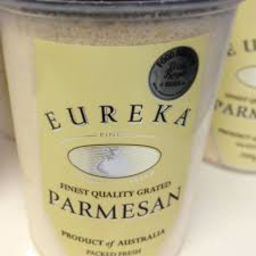 Photo of Eureka Parmesan Grtd Cheese 200g