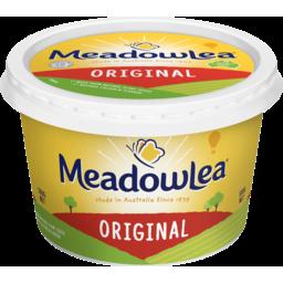 Photo of Meadow Lea Spread Original Cholesterol Free 500g
