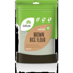 Photo of Lotus Brown Rice Flour 500g