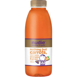 Photo of Nudie Carrot Apple Ginger 400ml