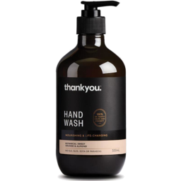 Photo of Thankyou Hand Wash Orange Almond