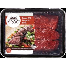 Photo of Gourmet Game Kangaroo Herb And Garlic Marinated Steak