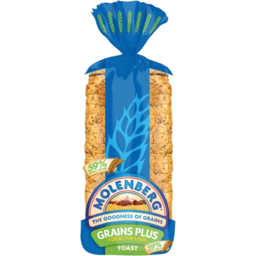 Photo of Bread Molenberg Grains Plus 700g
