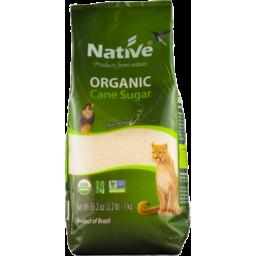 Photo of Native Organic White Sugar