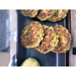 Photo of Sweet Corn & Fetta Patties