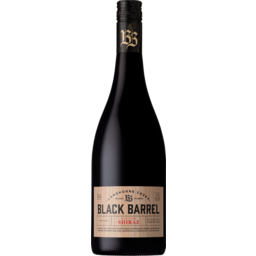 Photo of Black Barrel Shiraz 750ml