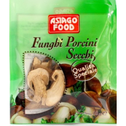 Photo of Asiago Foods Dried Porcini Mushrooms 10g