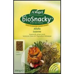 Photo of Seeds - Alfalfa Seeds 100g