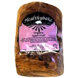Photo of Healthy Bake - Spelt Fruit Loaf - 600g