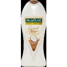 Photo of Palmolive Body Butter Coconut Scrub Body Wash 400ml 400ml