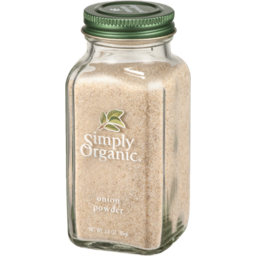 Photo of Simply Organic Certified Organic Onion Powder