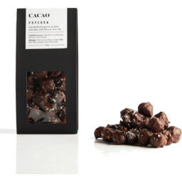 Photo of Cacao Dark Choc Salted Caramel Popcorn 100g