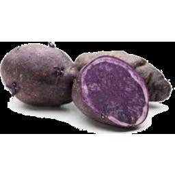 Photo of Potatoes Midnight Purple