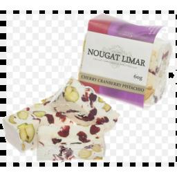 Photo of Nougat - Pieces [Cherry,Cranberry,Pistacho] [60g]