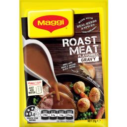 Photo of Maggi Roast Meat Gravy 27gm